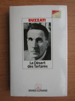 Dino Buzzati - Le desert des Tartares