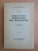 Direction spirituelle des religieuses (1948)