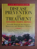 Anticariat: Disease prevention and treatment. Scientific protocols that integrate mainstream and alternative medicine