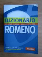 Anticariat: Dizionario italiano-romeno