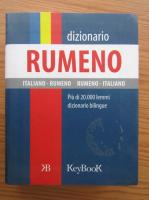 Anticariat: Dizionario rumeno-italiano, italiano-rumeno