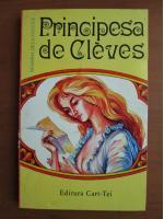 Anticariat: Doamna de La Fayette - Principesa de Cleves