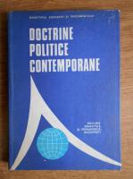 Anticariat: Doctrine politice contemporane
