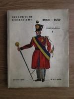 Documente pentru istoria Bucurestilor, volumul 1. Inceputuri edilitare (1936)