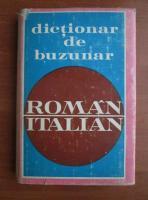 Doina Condrea-Derer - Dictionar de buzunar roman-italian