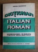 Anticariat: Doina Condrea Derer - Dictionar italian-roman pentru uzul elevilor