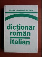 Doina Condrea Derer - Dictionar Roman-Italian