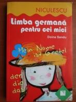 Doina Sandu - Limba Germana pentru cei mici