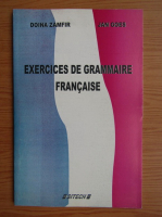 Anticariat: Doina Zamfir, Jan Goes - Exercices de grammaire francaise