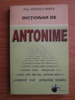 Anticariat: Doinita Mirea - Dictionar de antonime