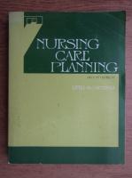 Dolores Little - Nursing care planning