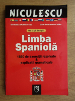 Anticariat: Domnita Dumitrescu - Vrei sa stii daca stii limba spaniola