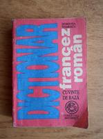 Anticariat: Domnita Tomescu - Dictionar francez-roman. Cuvinte de baza