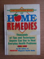 Anticariat: Don Barone - The doctors book of home remedies