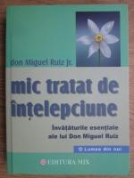 Anticariat: Don Miguel Ruiz - Mic tratat de intelepciune