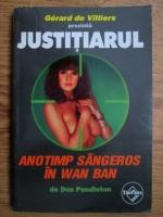 Anticariat: Don Pendleton - Anotimp sangeros in Wan Ban