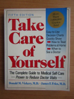 Anticariat: Donald M. Vickery, Charles C. Fries - Take care of yourself