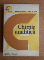 Donald Pietrzyk - Chimie analitica