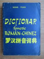 Dong Yuan - Dictionar fonetic roman-chinez
