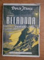Anticariat: Dorin Iliescu - Beladona (1943)
