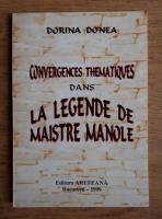 Dorina Donea - Convergences thematiques dans la legende de maistre Manole