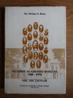 Anticariat: Dorina Rusu - Mic dictionar