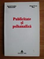Doris-Louise Haineault - Publicitate si psihanaliza
