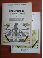 Dorothee Koechlin de Bizemont - Universul lui Edgar Cayce (volumele 1, 2)