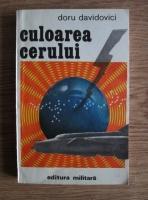 Anticariat: Doru Davidovici - Culoarea cerului