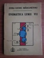 Anticariat: Doru Georg Margineanu - Energetica lumii vii