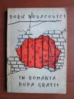 Anticariat: Doru Novacovici - In Romania dupa gratii