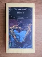Dostoievski - Demonii