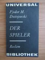 Dostoievski - Der Spieler