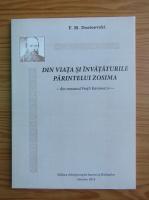 Dostoievski - Din viata si invataturile parintelui Zosima