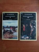 Dostoievski - Fratii Karamazov (2 volume, editura Rao)