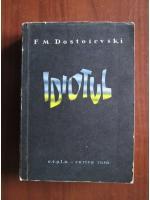 Anticariat: Dostoievski - Idiotul (cu ilustratii de Perahim)