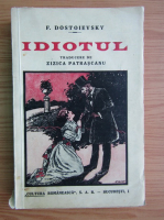 Dostoievski - Idiotul (volumul 2, 1920)