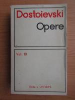 Anticariat: Dostoievski - Opere (volumul 10)