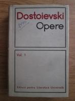 Anticariat: Dostoievski - Opere (volumul 1)