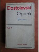 Dostoievski - Opere, volumul 7 (Demonii)
