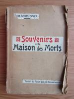 Dostoievski - Souvenirs de la maison des morts (1928)