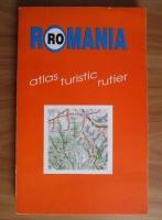 Anticariat: Dragomir Vasile - Romania. Atlas turistic rutier