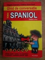 Dragos Cojocaru, Cristina Sava Pisot - Ghid de conversatie roman-spaniol