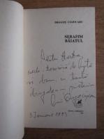 Anticariat: Dragos Cojocaru - Serafim baiatul (cu autograful autorului)