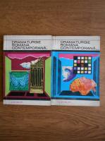 Dramaturgie romana contemporana (2 volume)
