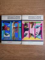Dramaturgie romaneasca (2 volume)