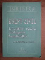 Drept civil. Drepturi reale, obligatii, legislatie