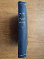 Anticariat: Duc de Levis Mirepoix - La politesse. Son role, ses usages (1937)
