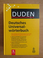 Anticariat: Duden. Deutsches Universalworterbuch