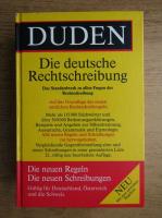 Anticariat: Duden Rechtschreibung der deutschen Sprache